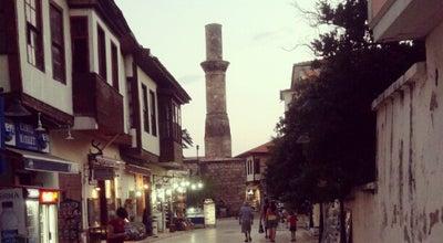 Photo of Historic Site Kesik Minare at Kaleiçi, Muratpaşa 07100, Turkey