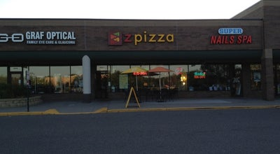 Photo of Pizza Place zpizza at 1607 County Road C W, Roseville, MN 55113, United States