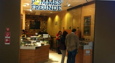 Photo of German Restaurant Pommes Freunde at Karlsplatz 1 Untergeschoss, Munich 80335, Germany