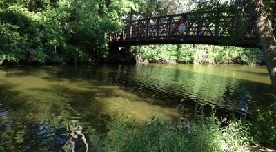 Photo of Trail Maple Grove Arboretum at Maple Grove, MN, United States