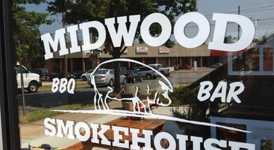 Photo of BBQ Joint Midwood Smokehouse at 1401 Central Ave, Charlotte, NC 28205, United States