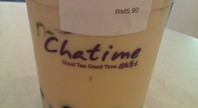 Photo of Juice Bar Chatime (日出茶太) at 1st Avenue Mall, George Town 10300, Malaysia