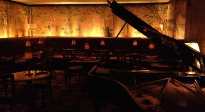 Photo of Hotel Bar Bemelmans Bar at 35 East 76th St, New York, NY 10075, United States