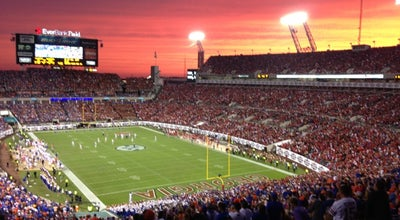 Photo of Football Stadium EverBank Field at 1 Everbank Field Dr, Jacksonville, FL 32202, United States