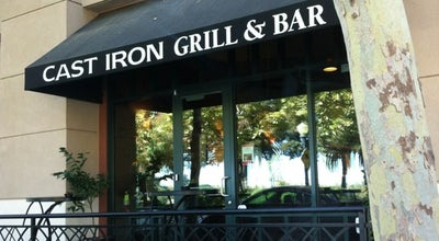 Photo of New American Restaurant Cast Iron Grill & Bar at 700 Main St, Suisun City, CA 94585, United States
