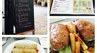 Photo of Vegetarian / Vegan Restaurant Vegani at Manzanillo 22-b, Cuauhtémoc 06700, Mexico