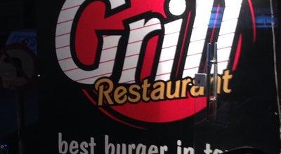 Photo of Burger Joint My Grill at Uni Str, Irbid, Jordan