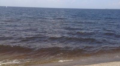 Photo of Beach пляж Чайка at Киевская Обл., Вышгород, Ukraine