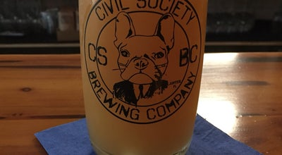 Photo of Brewery Civil Society Brewing Company at 1200 Town Center Dr #101, Jupiter, FL 33458, United States