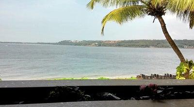 Photo of Hotel Bar Azur Bar at Goa Marriott Resort, Panaji, India