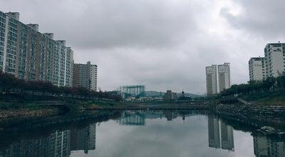 Photo of Park 전주천변길 at Jeonju, South Korea