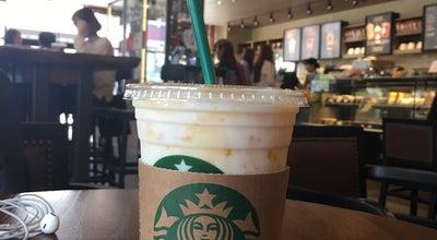 Photo of Coffee Shop Starbucks at 완산구 용머리로 7, 전주, South Korea