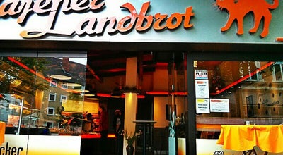 Photo of Bakery Hajener Landbrot (Katzen-Bäcker) at Bahnhofstraße 34, Hameln 31785, Germany
