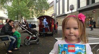 Photo of Playground Lokomotive am Bottlerplatz at Bottlerplatz 10, Bonn 53111, Germany