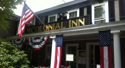 Photo of Bed and Breakfast Colonial Inn at 48 Monument Sq, Concord, MA 01742, United States