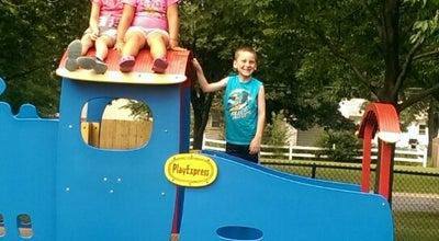 Photo of Playground Des Plaines Park District - Administrative & Leisure Center at 2222 Birch St, Des Plaines, IL 60018, United States