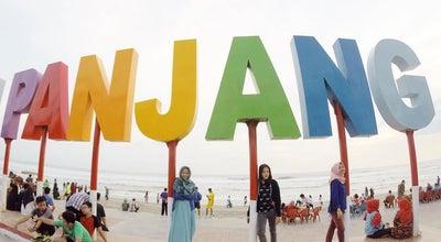 Photo of Beach Pantai Panjang (Long Beach) at Jl. Samudera, Bengkulu, Indonesia