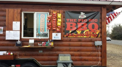 Photo of BBQ Joint Pig Rig at Wallingford Center, CT 06492, United States