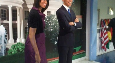 Photo of Museum Madame Tussauds at 1001 F St Nw, Washington, DC 20004, United States
