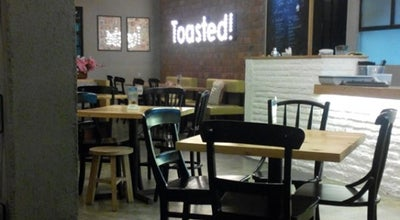 Photo of Cafe Toasty Eatery at Jl. Melati Selatan No. 8a, Semarang 50135, Indonesia