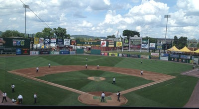 Photo of Baseball Stadium PeoplesBank Park at 5 Brooks Robinson Way, York, PA 17401, United States