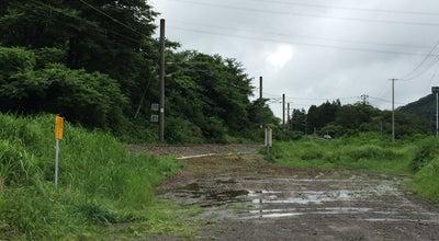 Photo of Historic Site 西仙台ハイランド駅 跡地 (Nishisendai-Hairando Sta.) at 青葉区作並棒目木32, 仙台市 989-3431, Japan