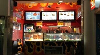 Photo of Pizza Place Baha's Pizza & Kebabs at Cavill Ave., Surfers Paradise, QL 4217, Australia