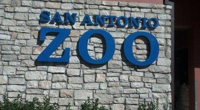 Photo of Zoo San Antonio Zoo at 3903 N Saint Marys St, San Antonio, TX 78212, United States