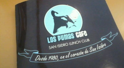 Photo of Breakfast Spot Los Pumas at Acassuso, San Isidro 1642, Argentina