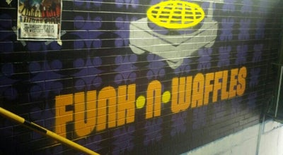 Photo of New American Restaurant Funk n' Waffles at 727 S Crouse Ave, Syracuse, NY 13210, United States