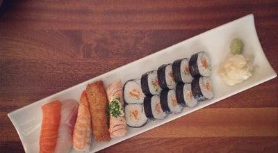 Photo of Sushi Restaurant Umeshu at Pohjoinen Hesperiankatu 15, Helsinki 00260, Finland