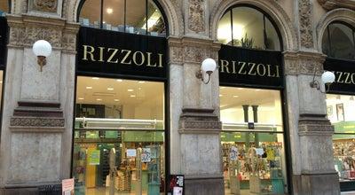 Photo of Bookstore Libreria Rizzoli at Galleria Vittorio Emanuele Ii, 79, Milano 20121, Italy