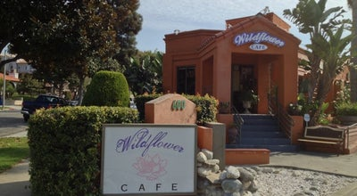 Photo of Cafe Wildflower Cafe at 600 S Pacific Coast Hwy, Redondo Beach, CA 90277, United States