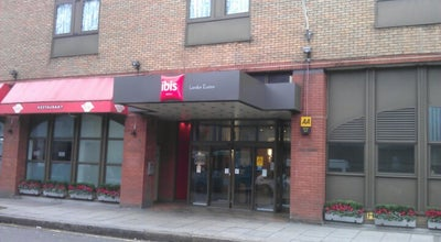 Photo of Hotel ibis at 3 Cardington St., Euston NW1 2LW, United Kingdom