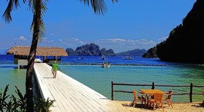 Photo of Resort El Nido Miniloc Island Resort at Miniloc Island, El Nido, Philippines