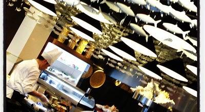 Photo of Restaurant Restaurant Vandaag at Europaboulevard 1, Amsterdam 1079 PC, Netherlands