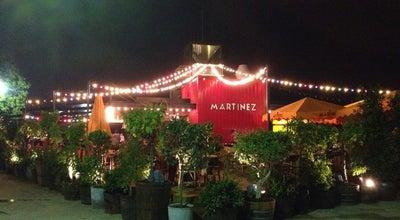 Photo of Paella Restaurant Restaurante Martínez at Ctra. De Miramar, 38, Barcelona 08038, Spain