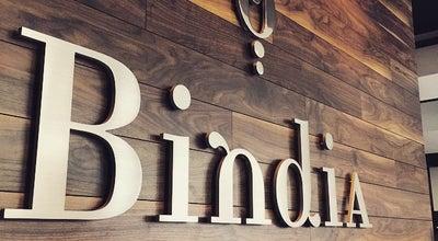 Photo of Indian Restaurant Bindia Indian Bistro at 16 Market Street, Toronto, Canada