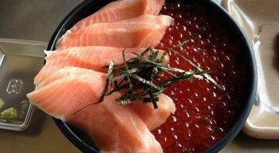 Photo of BBQ Joint 鮭番屋 at 浜町4-11, 釧路市 085-0024, Japan