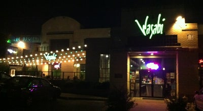 Photo of Sushi Restaurant Wasabi at 313 W Dickson St, Fayetteville, AR 72701, United States