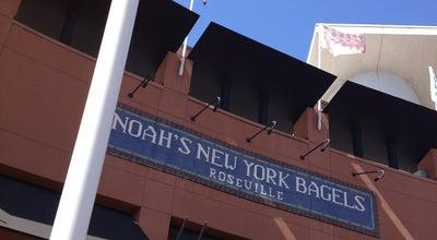 Photo of Bagel Shop Noah's Bagels at 2030 Douglas Blvd, Roseville, CA 95661, United States