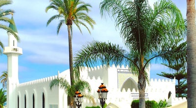 Photo of Mosque Mezquita Rey Abdulaziz Al Saud - مسجد الملك عبدالعزيز ال سعود at Las Lomas De Marbella Club, S/n, Marbella, Spain