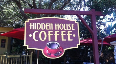 Photo of Coffee Shop Hidden House Coffee at 31791 Los Rios St, San Juan Capistrano, CA 92675, United States