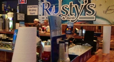 Photo of Restaurant Rusty's Raw Bar & Grill at 20041 S Tamiami Trl, Estero, FL 33928, United States