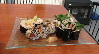 Photo of Japanese Restaurant Sakura Sushi at Via Azzone Visconti, 66, Lecco 23900, Italy