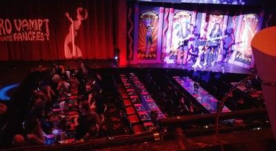 Photo of Indie Theater Dracula's Cabaret Restaurant at 1 Hooker Blvd., Broadbeach, QL 4218, Australia