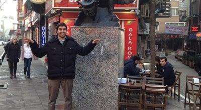 Photo of Monument / Landmark Beşiktaş Kartal Heykeli at Çarşı İçi, Beşiktaş, İstanbul, Turkey