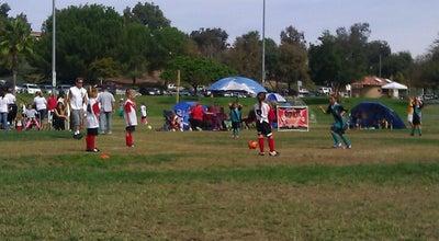 Photo of Playground Ronald Reagan Sports Park at Margarita Rd., Temecula, CA 92592, United States