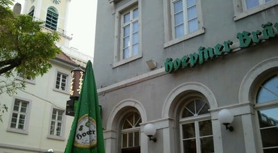 Photo of Pub Litfaß at Kreuzstr. 10, Karlsruhe 76133, Germany