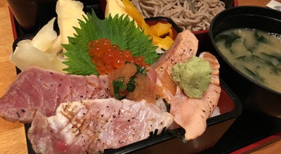 Photo of Sushi Restaurant 技の福兆 柏東口サンサン通り店 at 柏2-8-16, Kashiwa 277-0005, Japan